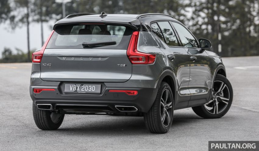 FIRST DRIVE: 2018 Volvo XC40 T5 AWD R-Design Image #902235