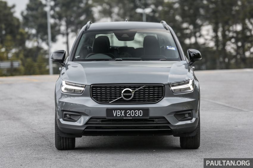 FIRST DRIVE: 2018 Volvo XC40 T5 AWD R-Design Image #902239