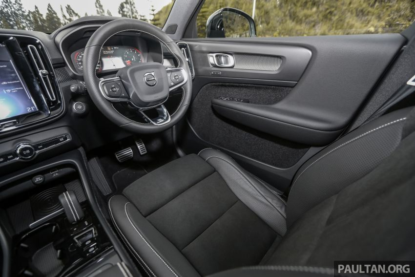 FIRST DRIVE: 2018 Volvo XC40 T5 AWD R-Design Image #902288