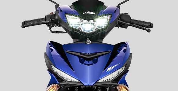 Yamaha Y15ZR V2 tiba di Indonesia – empat warna Image #903026