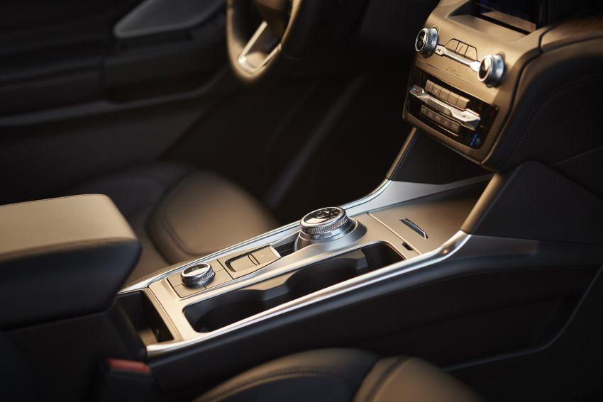 Ford Explorer 2020 didedah – pacuan roda belakang, 365 hp 3.0 liter biturbo V6, versi ST akan datang Image #908917