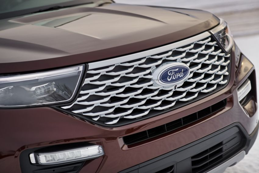 2020 Ford Explorer unveiled – rear-wheel drive,  365 hp 3.0 litre biturbo V6, hot ST version coming soon Image #908648