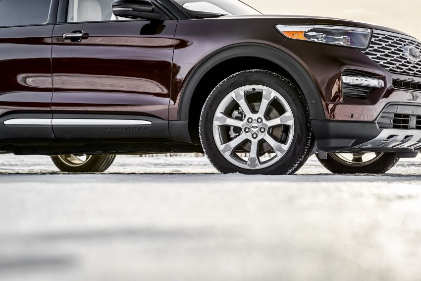 2020 Ford Explorer unveiled – rear-wheel drive,  365 hp 3.0 litre biturbo V6, hot ST version coming soon Image #908649