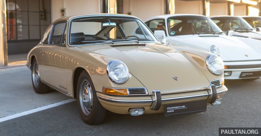 Porsche 911 tribute – a living legend owning its niche Image #989626
