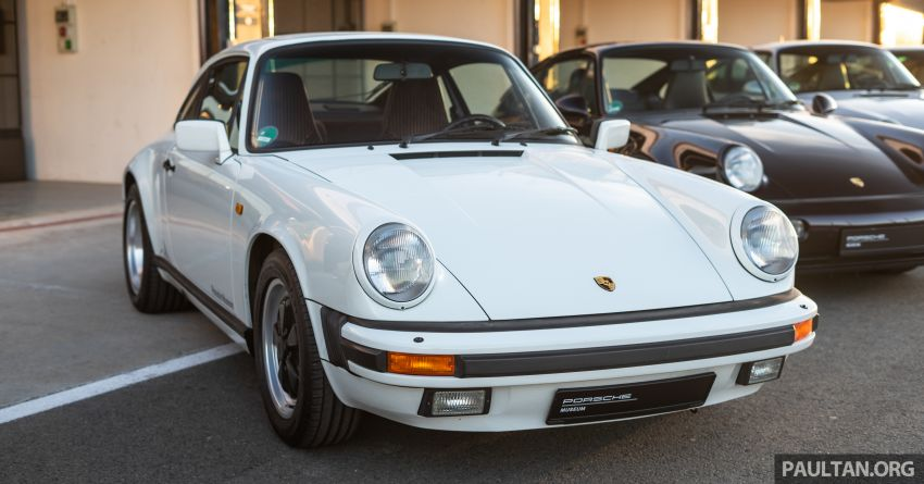 Porsche 911 tribute – a living legend owning its niche Image #989651