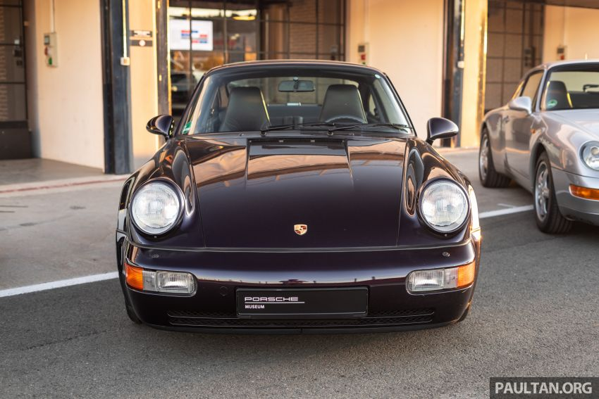 Porsche 911 tribute – a living legend owning its niche Image #989673