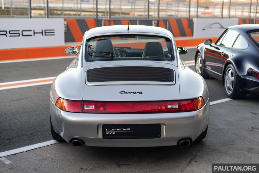 Porsche 911 tribute – a living legend owning its niche Image #989681