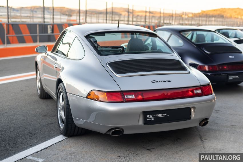 Porsche 911 tribute – a living legend owning its niche Image #989682