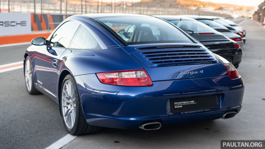 Porsche 911 tribute – a living legend owning its niche Image #989693
