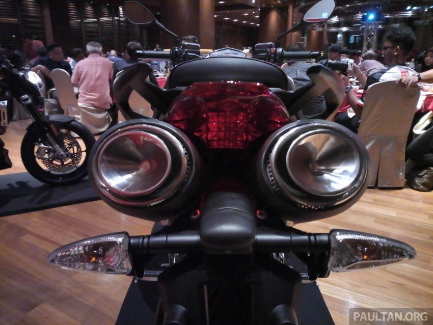 2019 Aprilia Shiver 900 now in Malaysia – RM72,000 Image #917845