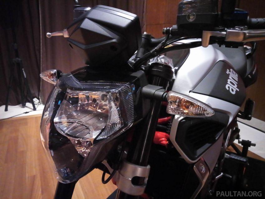 2019 Aprilia Shiver 900 now in Malaysia – RM72,000 Image #917847