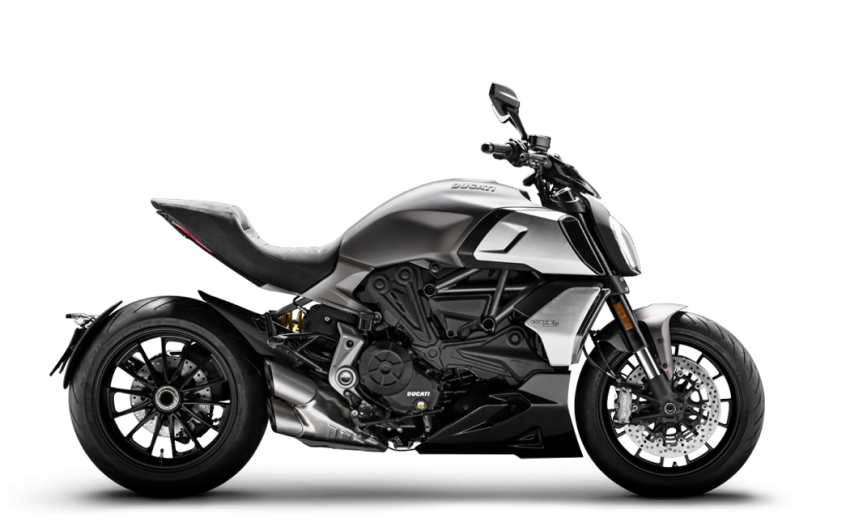 2019 Ducati Diavel 1260 production begins Image #913749