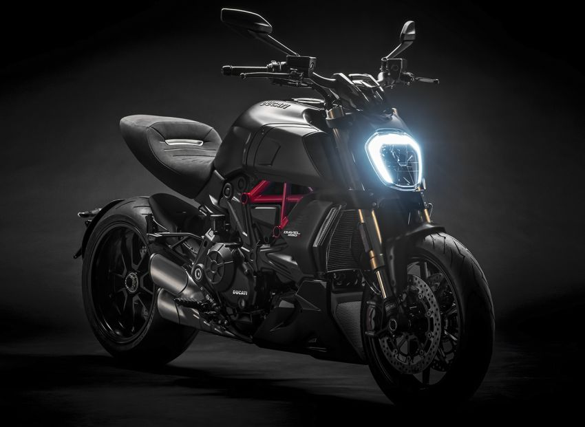 2019 Ducati Diavel 1260 production begins Image #913737
