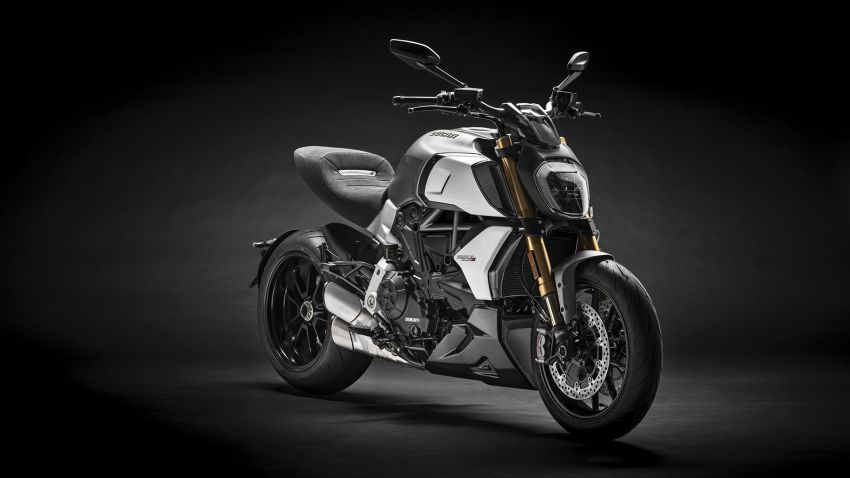 2019 Ducati Diavel 1260 production begins Image #913739