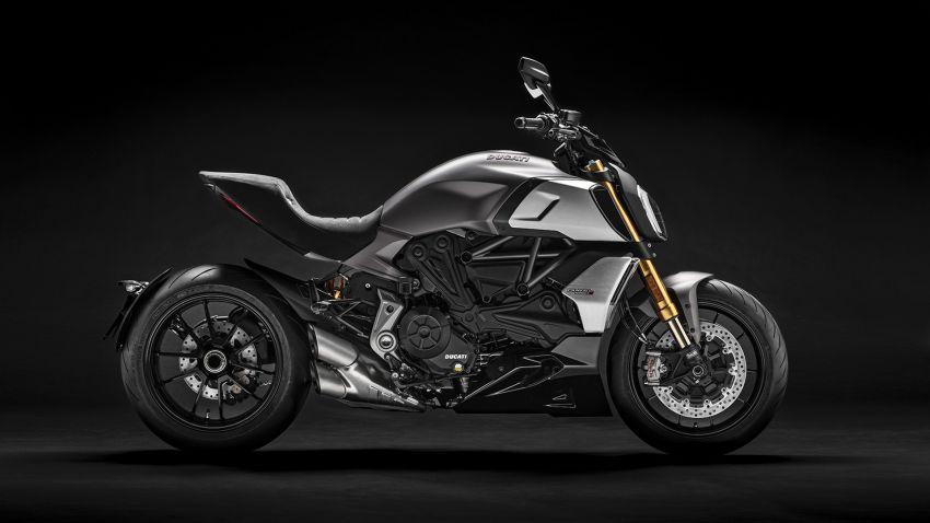 2019 Ducati Diavel 1260 production begins Image #913741