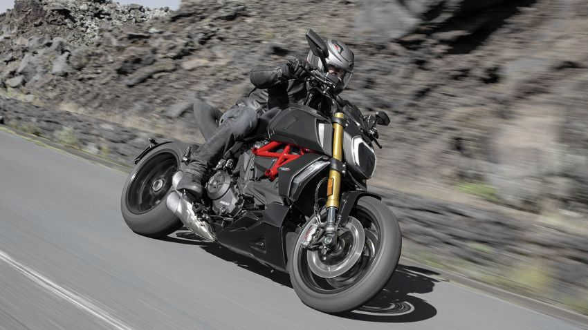 2019 Ducati Diavel 1260 production begins Image #913745