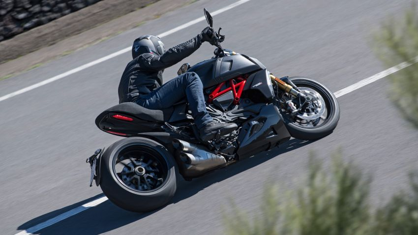 2019 Ducati Diavel 1260 production begins Image #913710