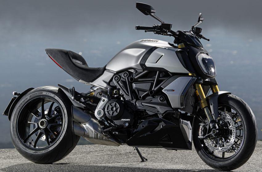 2019 Ducati Diavel 1260 production begins Image #913713