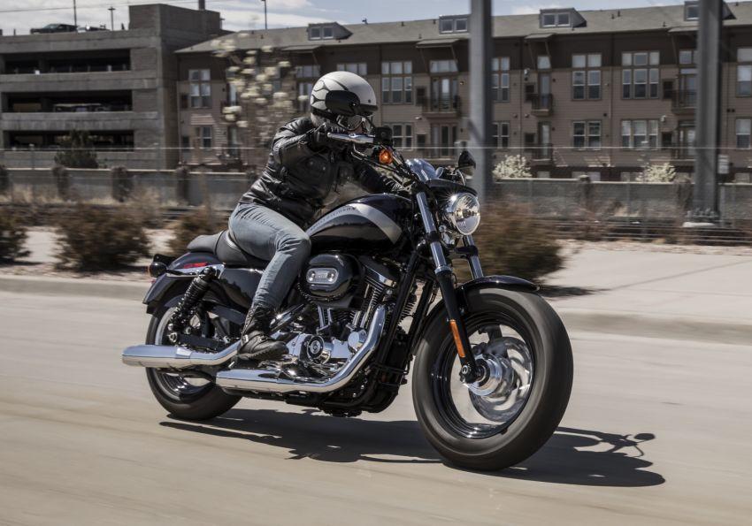 2018 sees Harley-Davidson drop 6.1% in retail sales, 228,051 Harley motorcycles sold worldwide last year Image #917663