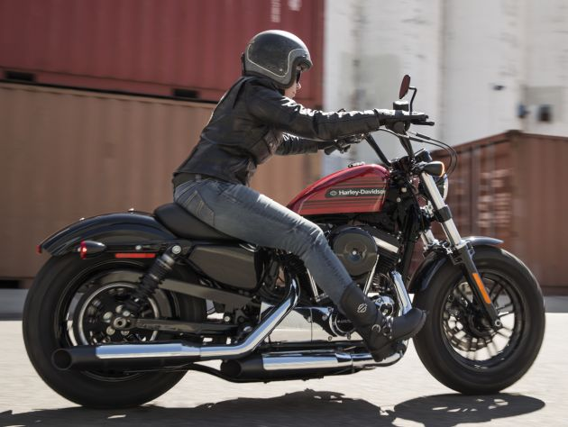 2018 sees Harley-Davidson drop 6.1% in retail sales ...