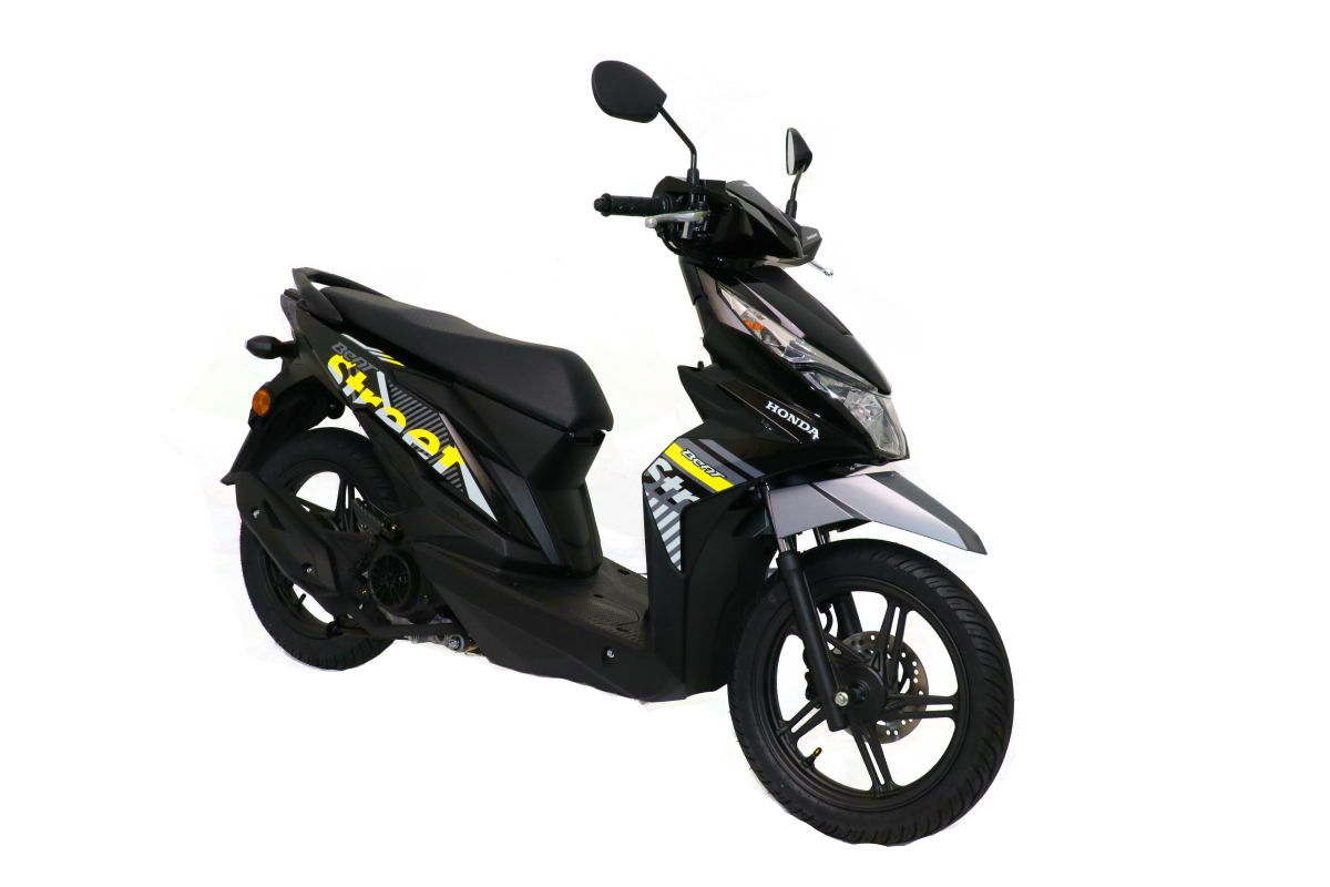 2019 Honda Wave Alpha and Beat in new colours - Wave ...