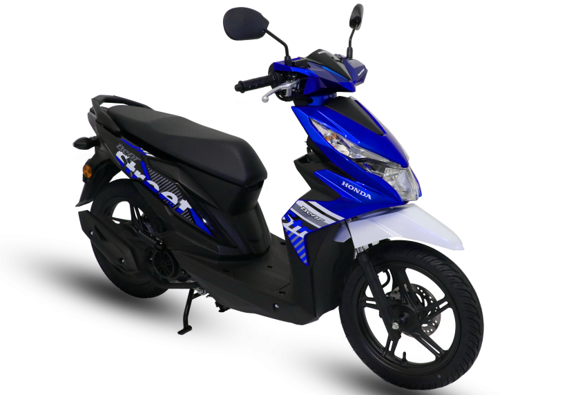 2019 Honda Wave Alpha and Beat in new colours – Wave pricing from RM4,275, Beat priced at RM5,365 Image #909452