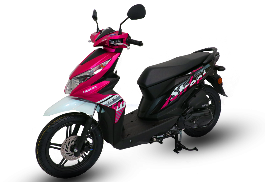 2019 Honda Wave Alpha and Beat in new colours – Wave pricing from RM4,275, Beat priced at RM5,365 Image #909453
