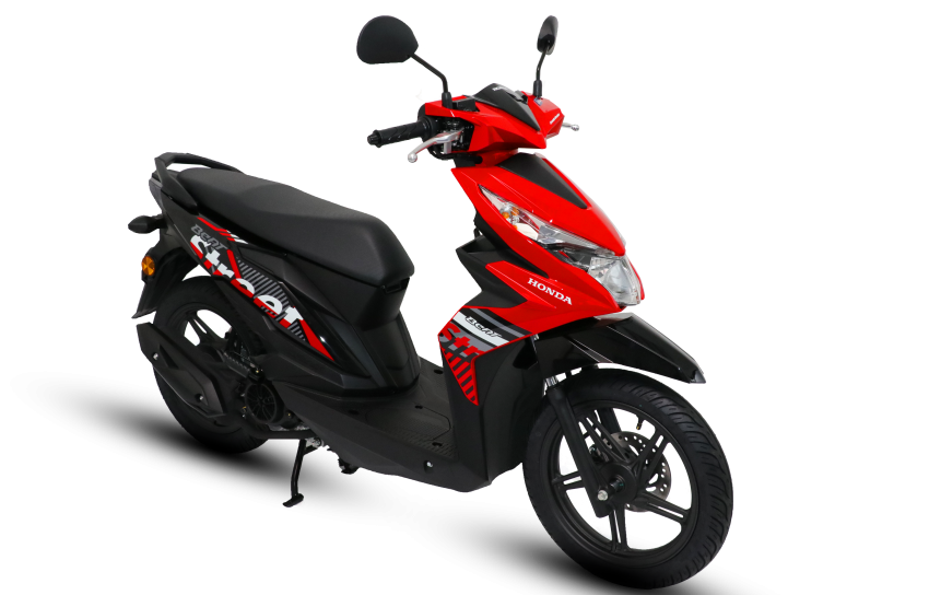 2019 Honda Wave Alpha and Beat in new colours – Wave pricing from RM4,275, Beat priced at RM5,365 Image #909454