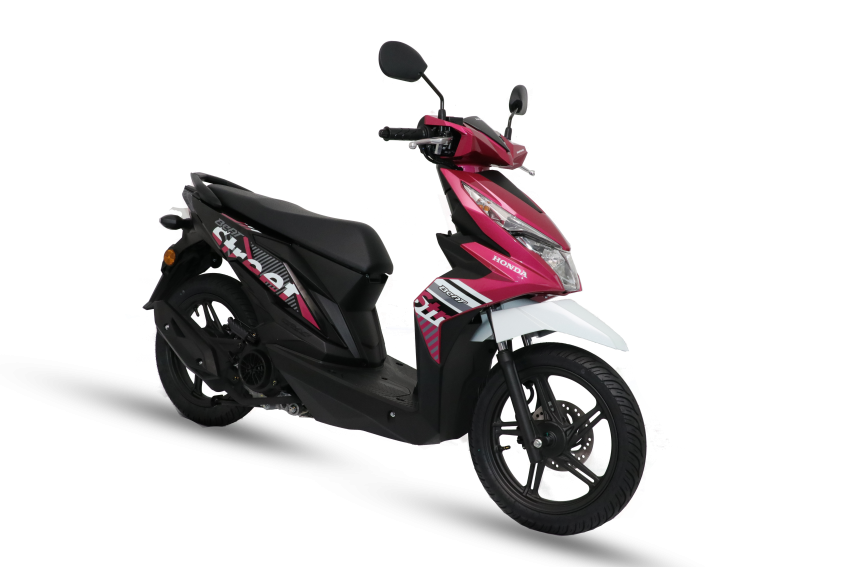 2019 Honda Wave Alpha and Beat in new colours – Wave pricing from RM4,275, Beat priced at RM5,365 Image #909457