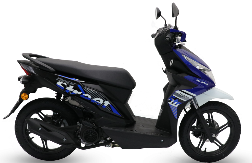 2019 Honda Wave Alpha and Beat in new colours – Wave pricing from RM4,275, Beat priced at RM5,365 Image #909459