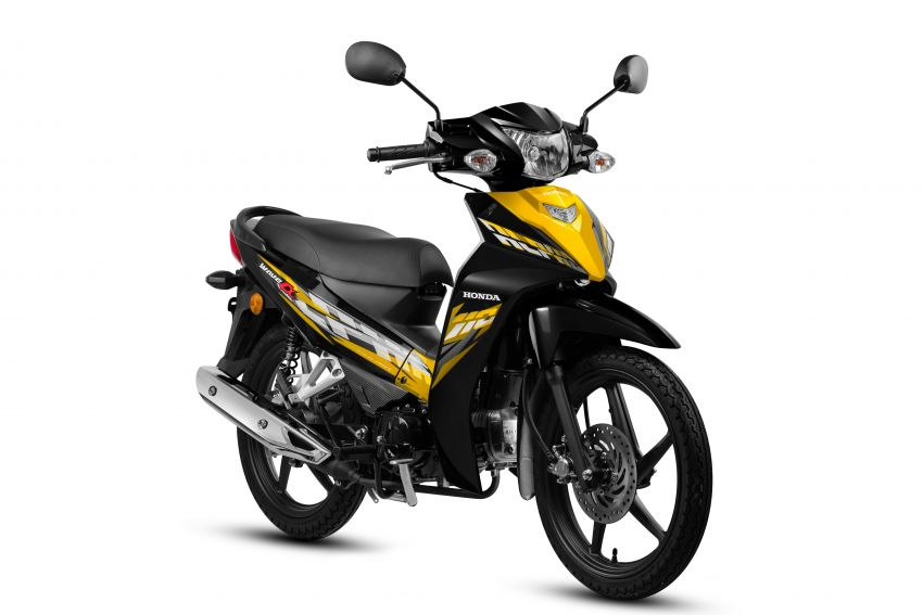 2019 Honda Wave Alpha and Beat in new colours – Wave pricing from RM4,275, Beat priced at RM5,365 Image #909443