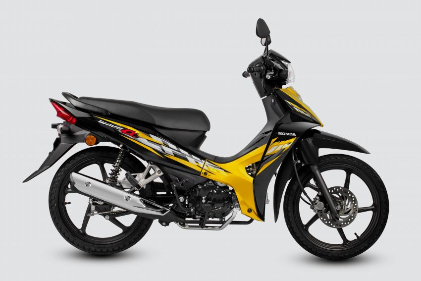 2019 Honda Wave Alpha and Beat in new colours – Wave pricing from RM4,275, Beat priced at RM5,365 Image #909447