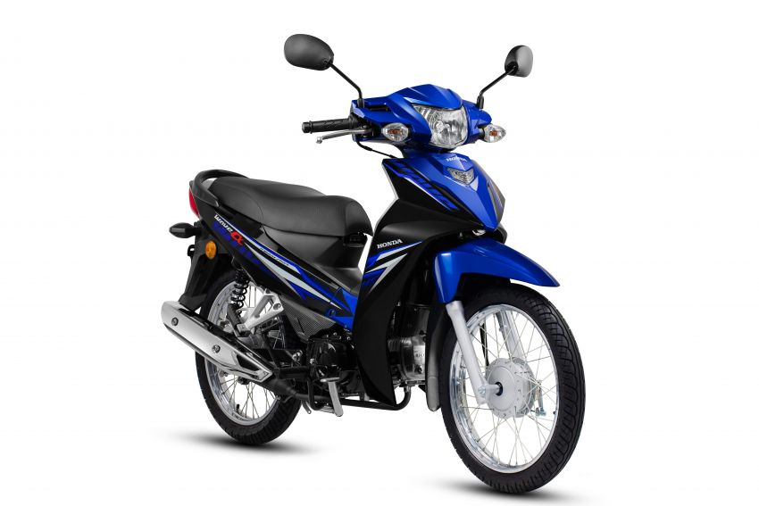 2019 Honda Wave Alpha and Beat in new colours – Wave pricing from RM4,275, Beat priced at RM5,365 Image #909449