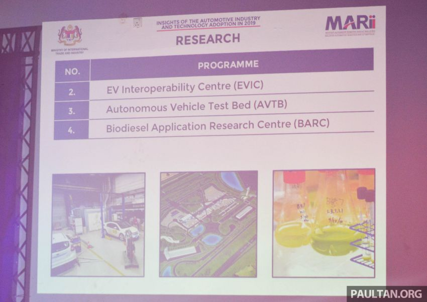 Autonomous vehicle test bed planned for 2019 – MARii Image #913216