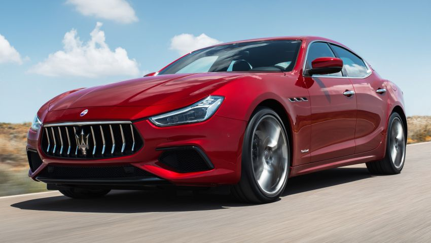 2019 Maserati Ghibli now in Malaysia with subtle improvements, added kit –  from RM619k to RM769k Image #915300