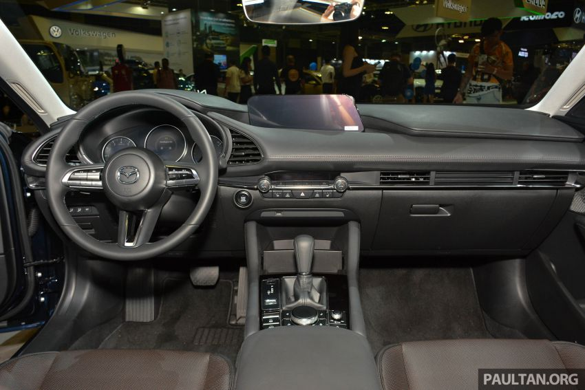 2019 Mazda 3 gets previewed at Singapore Motor Show Image #908786