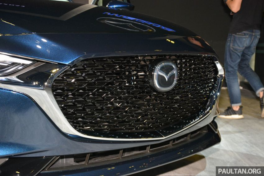 2019 Mazda 3 gets previewed at Singapore Motor Show Image #908770