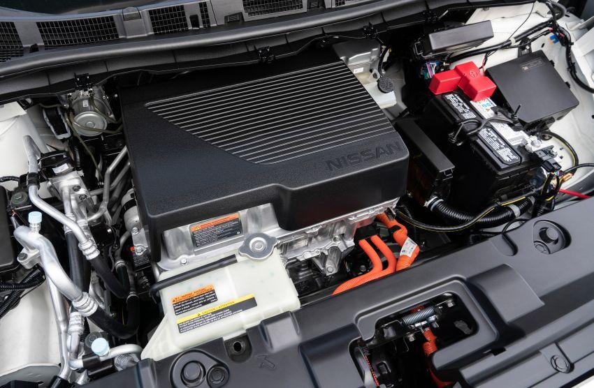 Nissan Leaf e+ baharu – bateri 62 kWh, kuasa 215 hp, boleh gerak 40% lebih jauh, laju maksimum naik 10% Image #908312