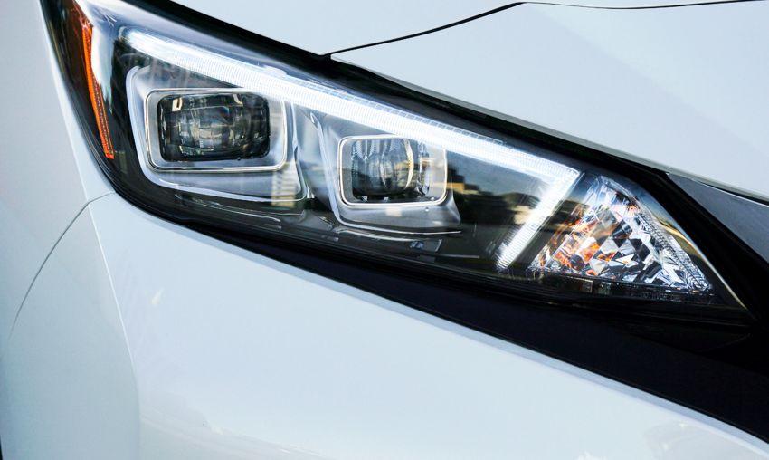 Nissan Leaf e+ baharu – bateri 62 kWh, kuasa 215 hp, boleh gerak 40% lebih jauh, laju maksimum naik 10% Image #908331