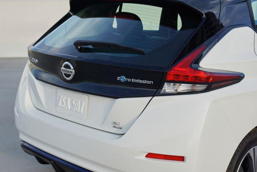 Nissan Leaf e+ baharu – bateri 62 kWh, kuasa 215 hp, boleh gerak 40% lebih jauh, laju maksimum naik 10% Image #908334