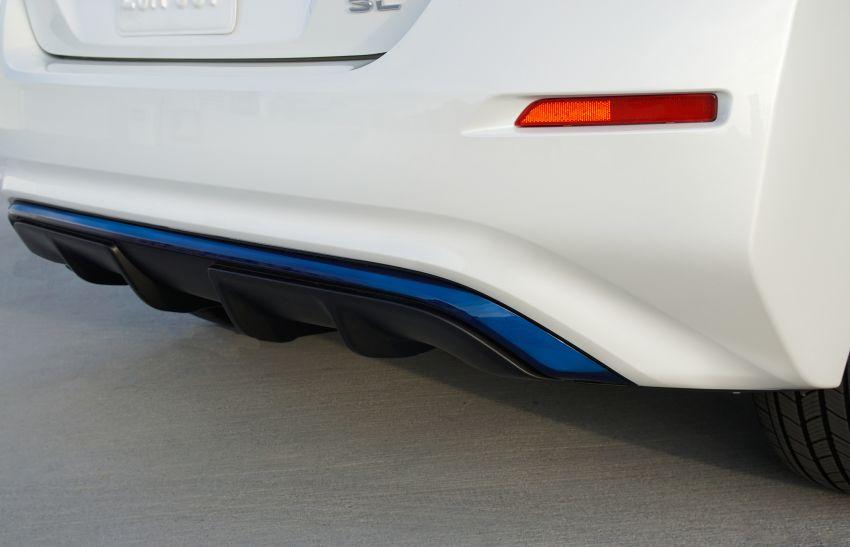 Nissan Leaf e+ baharu – bateri 62 kWh, kuasa 215 hp, boleh gerak 40% lebih jauh, laju maksimum naik 10% Image #908335