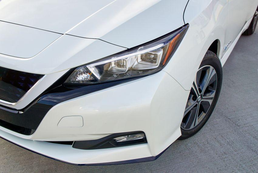 Nissan Leaf e+ baharu – bateri 62 kWh, kuasa 215 hp, boleh gerak 40% lebih jauh, laju maksimum naik 10% Image #908336