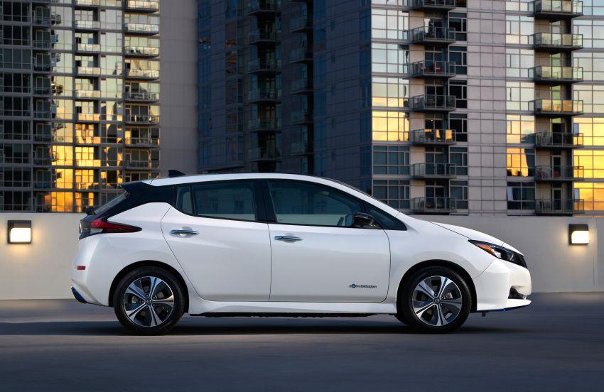 Nissan Leaf e+ baharu – bateri 62 kWh, kuasa 215 hp, boleh gerak 40% lebih jauh, laju maksimum naik 10% Image #908337