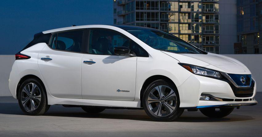 Nissan Leaf e+ baharu – bateri 62 kWh, kuasa 215 hp, boleh gerak 40% lebih jauh, laju maksimum naik 10% Image #908338