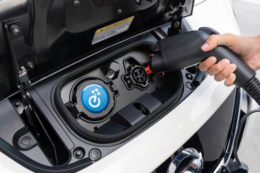Nissan Leaf e+ baharu – bateri 62 kWh, kuasa 215 hp, boleh gerak 40% lebih jauh, laju maksimum naik 10% Image #908316