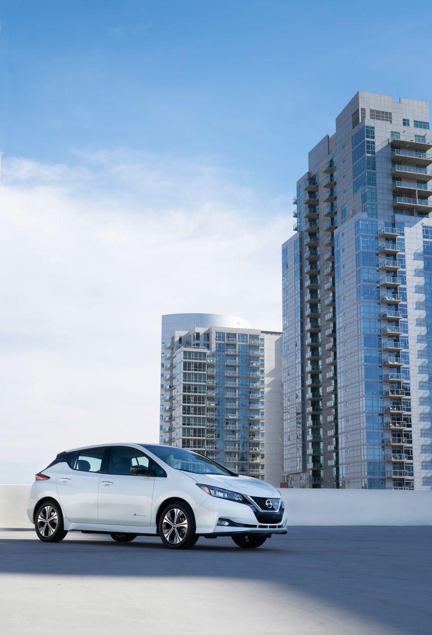 Nissan Leaf e+ baharu – bateri 62 kWh, kuasa 215 hp, boleh gerak 40% lebih jauh, laju maksimum naik 10% Image #908317