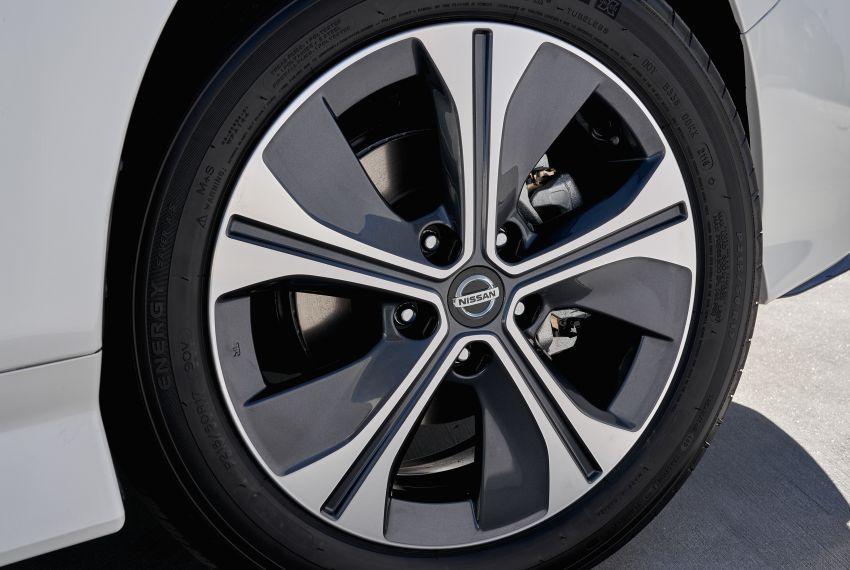 Nissan Leaf e+ baharu – bateri 62 kWh, kuasa 215 hp, boleh gerak 40% lebih jauh, laju maksimum naik 10% Image #908319