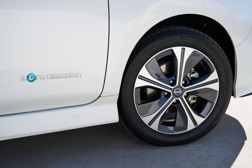 Nissan Leaf e+ baharu – bateri 62 kWh, kuasa 215 hp, boleh gerak 40% lebih jauh, laju maksimum naik 10% Image #908320