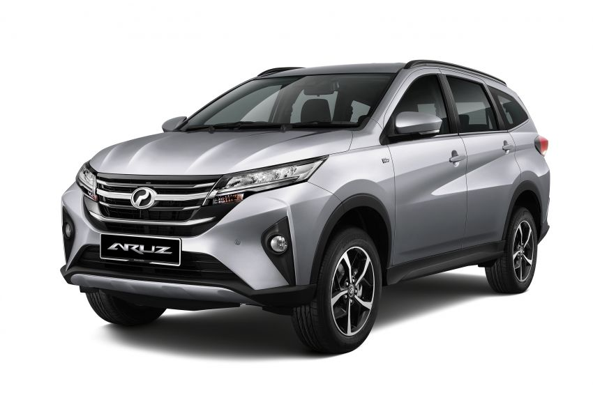 2019 Perodua Aruz SUV launched in Malaysia – seven seats; ASA 2.0; two variants; RM72,900 and RM77,900 Image #910926