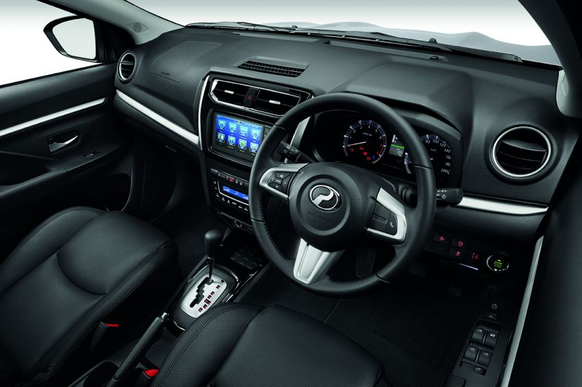 2019 Perodua Aruz SUV launched in Malaysia – seven seats; ASA 2.0; two variants; RM72,900 and RM77,900 Image #910935
